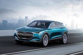 audi says electric cars will comprise a quarter of its us sales by