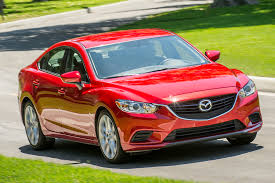 Jeremy Barnes Mazda Quietly Racing The Mazda 6 Diesel Automobile Magazine