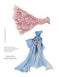 repro barbie paper dolls