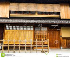 traditional japanese house royalty free stock photos image 35099928