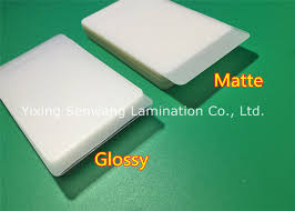 business card laminator business card laminator protective matte lamination business
