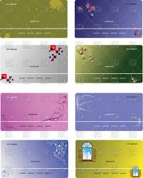 templates for business card vector image 66764 u2013 rfclipart