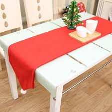 fabric for table runners wedding non woven fabrics table cloth christmas decorations tablecloth