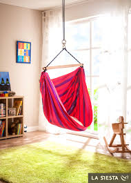 Swinging Chairs Indoor Modern Bedroom Personable Fabric Chairs Hammock Swings Hanging Material