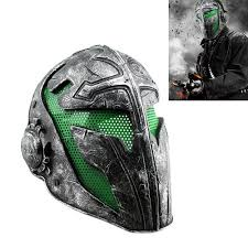 cool masks cool knights templar protective wire mesh mask for airsoft