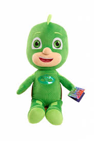 pj masks large plush gekko play toys kids ages
