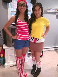 Wheres Waldo Halloween Costume Diy U0027s Waldo U0026 Spongebob Halloween Costume