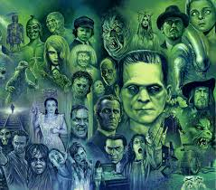 Monster Halloween by Halloween Monster Dark Horror G Wallpaper At Dark Wallpapers