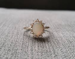 vintage opal engagement rings antique opal diamond engagement ring edwardian filigree