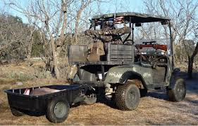 Golf Cart Off Road Tires Show Off Your Golf Cart Mods Texasbowhunter Com Community