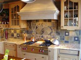 French Country Kitchen Backsplash Ideas Kitchen Tile Backsplash Design Ideas Outofhome
