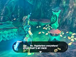 i have those nightmares too breath of the wild
