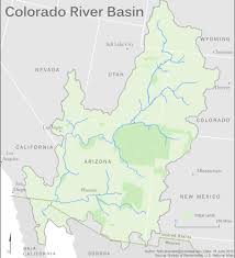 Colorado On The Map by Addressing Water For Agriculture In The Colorado River Basin