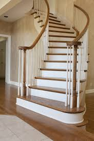 Laminate Floor Steps Laminate Flooring Stair Nose Loccie Better Homes Gardens Ideas