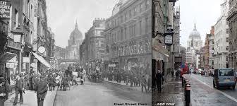 dicken u0027s london fleet street then and now citylit and