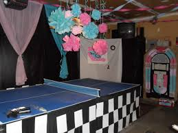 birthday party ideas for hosting an inexpensive 50s sock hop