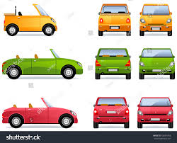 cartoon convertible car cartoon convertible side images reverse search
