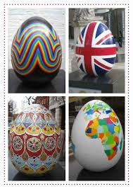 Giant Easter Egg Lawn Decorations by 220 Best Images About Easter On Pinterest Easter Easter Ideas