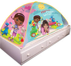 Doc Mcstuffins Twin Bed Set by Doc Mcstuffins Bed Tent Toys