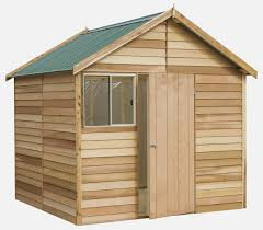 fernshaw 2 5m x 4 8m x 2 65m gable roof timber shed with 2 windows