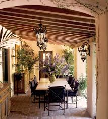 best patio mediterranean design for chic look mediterranean