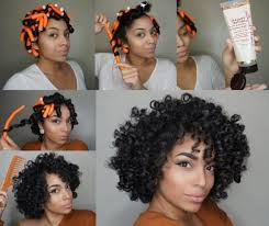 curling rods for short natural hair the most awesome and also gorgeous flexi rod on short natural hair
