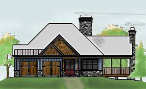 cottage house plans one story one story cottage style house plan