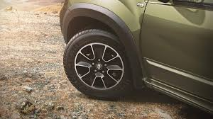 duster renault 2016 renault duster adventure edition alloy wheels