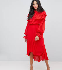 sleeve dress y a s sleeve dress dresses from asos