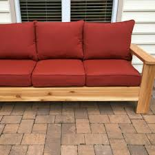 Free Plans For Outdoor Sofa by Kreg Tool Company