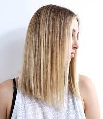 below shoulders a line haircut 27 beautiful long bob hairstyles shoulder length hair cuts