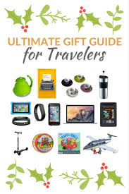 ultimate gift guide for travelers 2015