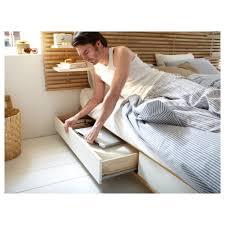 Nordli Bed Frame With Storage Review Moderne Möbel Und Dekoration Ideen Geräumiges Mandal Ikea Bed