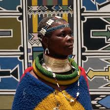 ndebele wall painting much more than meets the eye flashback ozy