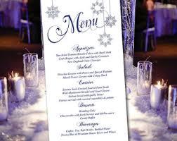 diy wedding menu cards wedding menu cards etsy