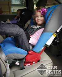 Car That Seats 5 Comfortably Diono Rainier Review Car Seats For The Littles