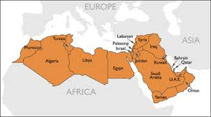 arab countries map arab political systems baseline information and reforms