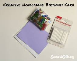 creative u0026 inexpensive homemade birthday cards thoughtful gifts