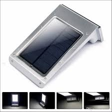 Solar Power Street Light by 2017 3 In 1 380lm 35led Solar Power Outdoor Security Street Light
