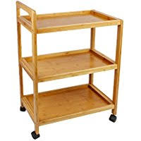 island trolley kitchen storage trolleys home kitchen amazon co uk