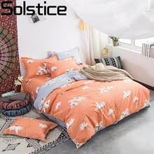 Low Price Duvet Covers Compare Prices On Orange Duvet Cover King Online Shopping Buy Low