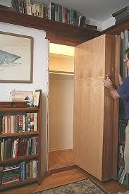Secret Compartment Bookcase Build Your Own Secret Bookcase Door Abebooks U0027 Reading Copy