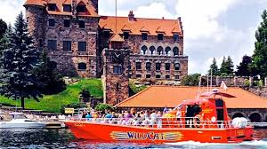 see singer castle u0026 the thousand islands on a wildcat adventure