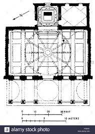 Palazzo Floor Plan Brunelleschi Pazzi Plan Nmodern Floor Plan For The Pazzi Chapel