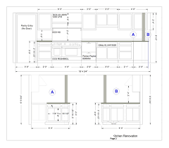 Dimensions Of Kitchen Cabinets Kitchen Cabinet Layout Perfect Cabinet Layout U Shaped Kitchen