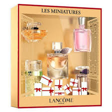 gift sets for women lancome the best of lancome fragrances les miniatures gift set for