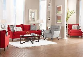 Find Living Room Furniture Shop For A Sofia Vergara Catalina Ruby 7 Pc Living Room At Rooms
