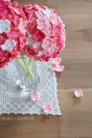 Hydrangea Flowers Hydrangea Flower With Free Pattern