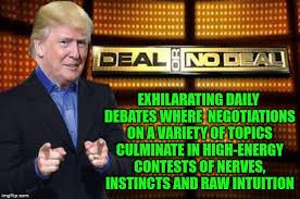 Deal Or No Deal Meme - trump deal or no deal memes imgflip