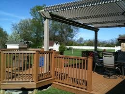 Pergola And Decking Designs by Deck Cover Ideas Deck Design And Ideas